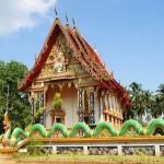 Tempel gibt es zu sehen