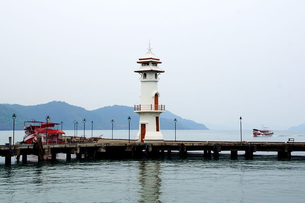 Bang Bao Leuchtturm